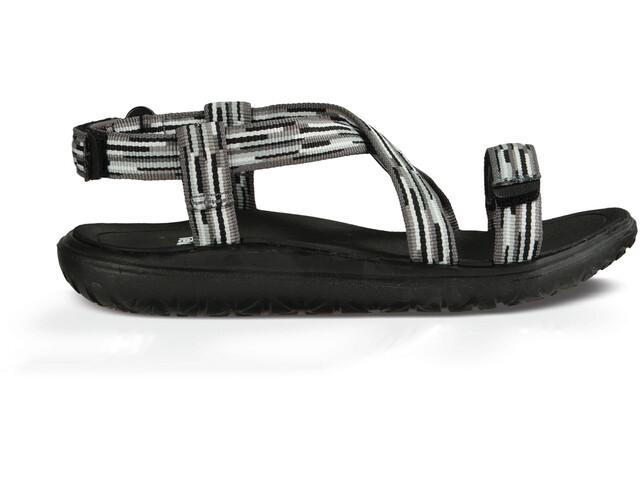 Teva Terra-Float Livia Sandals Barn tacion black/white